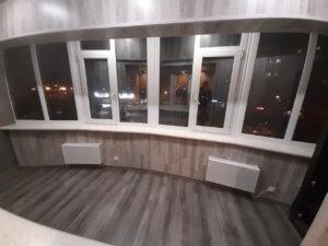 Балкон под ключ
